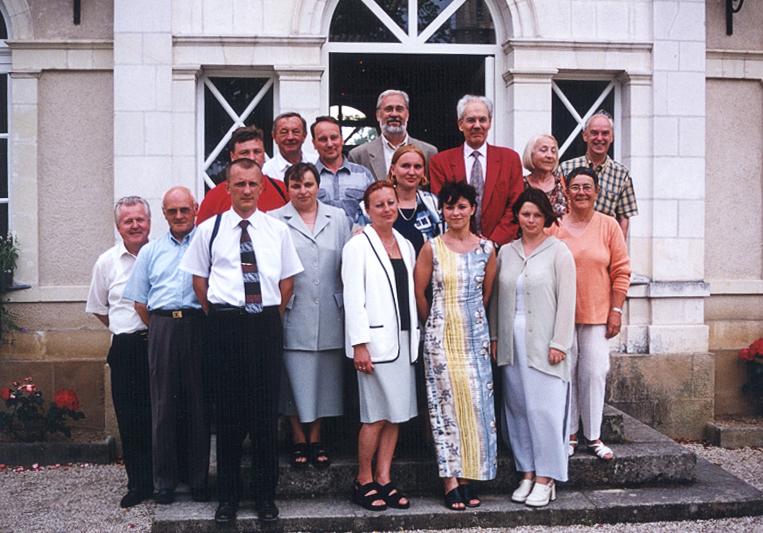 2000 séjour de huit infirmières de l'hôpital de Bychawa