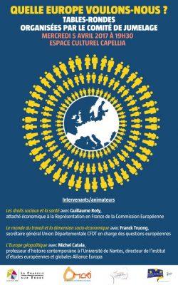 flyer Quelle Europe voulons nous