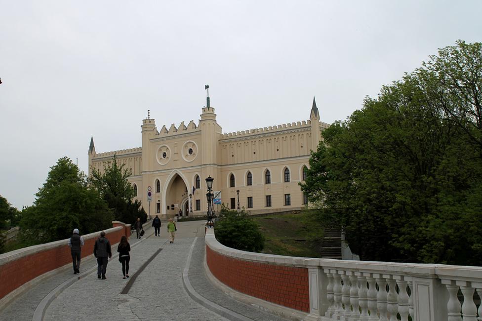 chateau Lublin